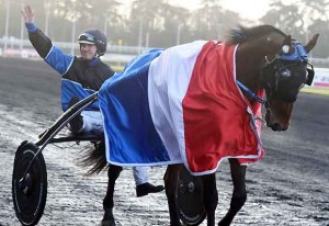 Timoko na winst in de Prix de France