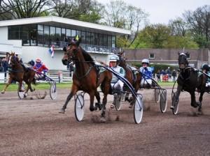 Evans Stardust won na een koers op maat. (foto Geert Koops)