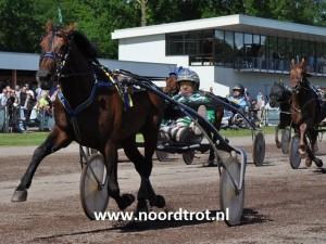Davy Boko acteerde optimaal in Groningen (foto Geert Koops)